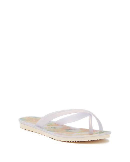 Zaxy - Multicolor Ice Flip Flop Sandal - Lyst