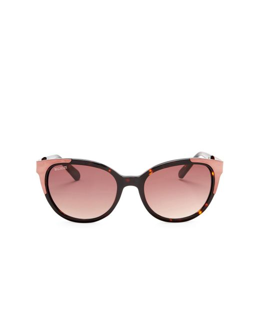 2ad99e3e572 ... Balmain - Multicolor 53mm Cat Eye Sunglasses - Lyst ...