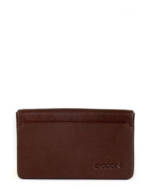 Boconi | Brown Collins Rfid Card Case for Men | Lyst