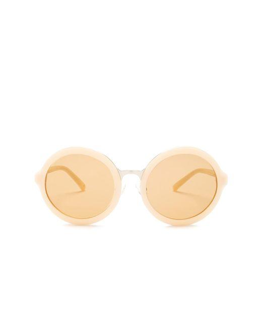 3.1 Phillip Lim - Multicolor Round Sunglasses - Lyst