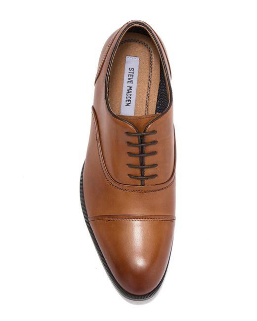 824349566d5 Men's Brown Elwood Leather Oxford