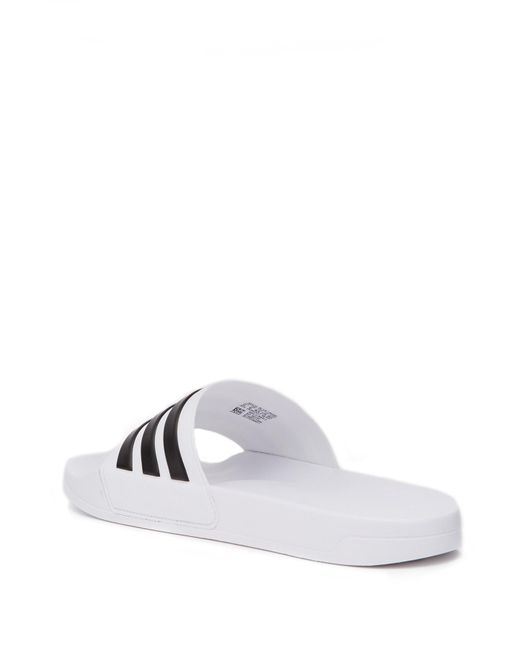 ... Adidas - Multicolor Adidette Shower Slide Sandal for Men - Lyst ... 0c96713dc