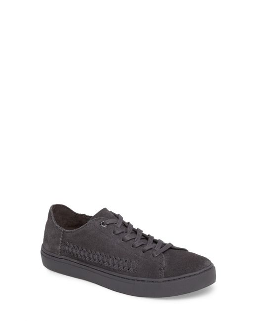 TOMS - Gray Lenox Lace-up Sneaker - Lyst