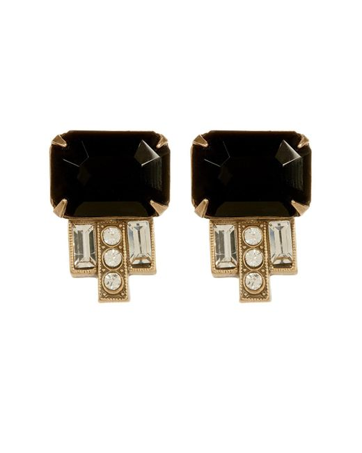 Loren Hope | Multicolor Alex Deco Stud Earrings | Lyst