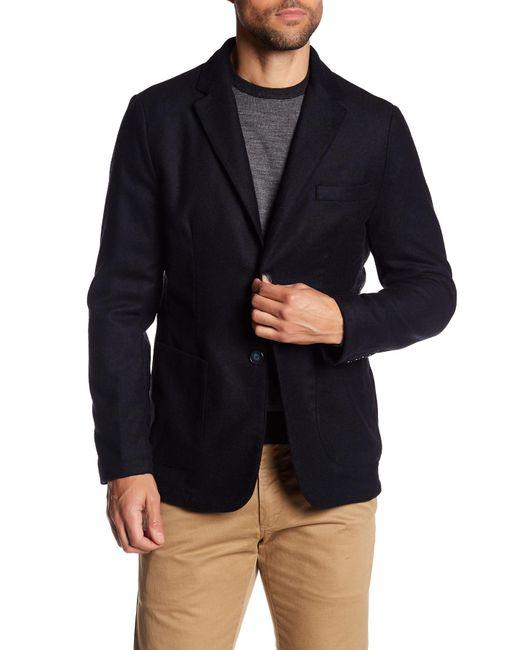 Tocco Toscano | Blue Two Button Notch Lapel Sport Coat for Men | Lyst