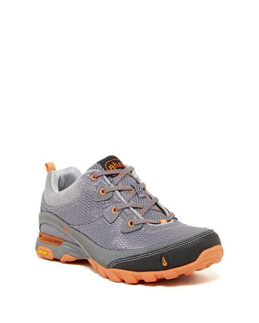 Ahnu | Gray Sugarpine Air Mesh Sneaker | Lyst