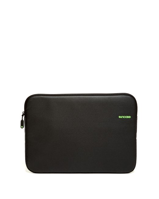 Incase incase city sleeve for macbook pro 13 in black for for Housse macbook air 13 paul smith