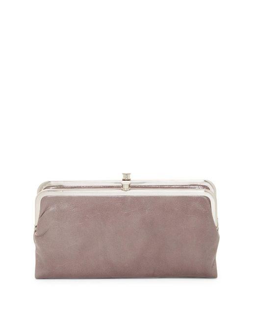 Hobo | Multicolor Lauren Leather Wallet | Lyst
