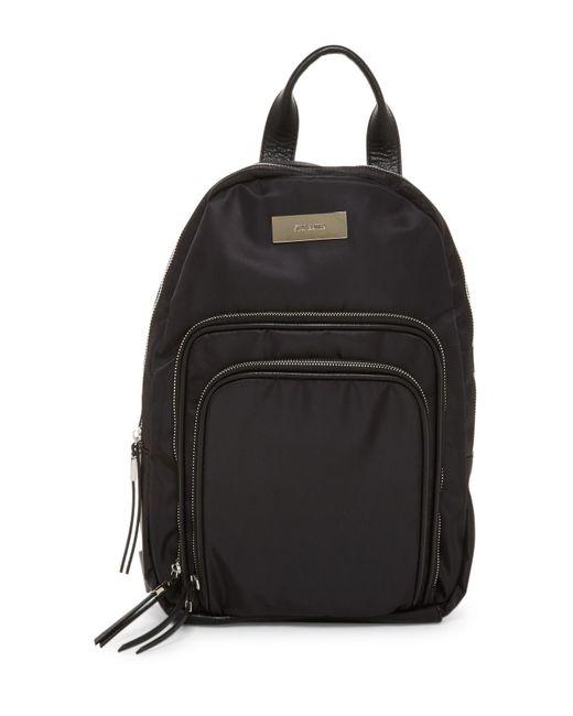 Steve Madden | Black Power Nylon Backpack | Lyst