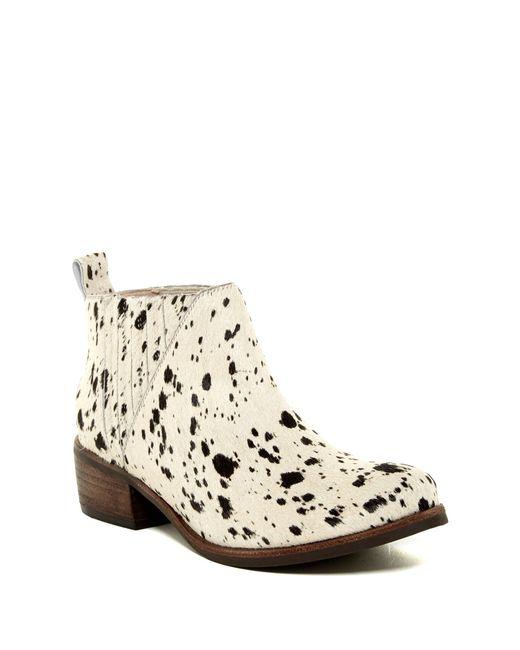 Matisse | White El Toro Bootie | Lyst