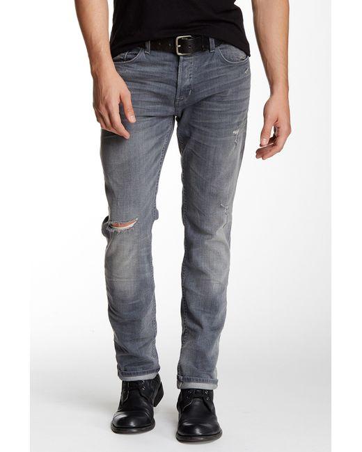 Hudson   Blue Sartor Slouchy Skinny Jean for Men   Lyst