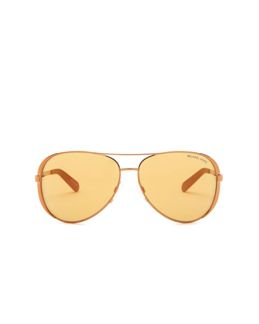 Michael Kors | Multicolor Women's Pilot Sunglasses | Lyst