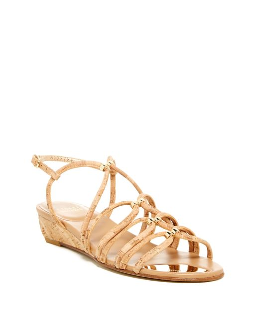 Stuart Weitzman | Multicolor Turning Down Slingback Sandal- Multiple Widths Available | Lyst