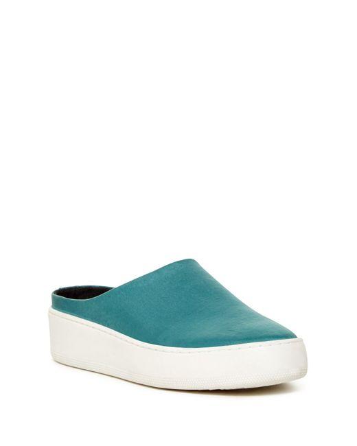 Free People | Green Wynwood Slide Sneaker | Lyst
