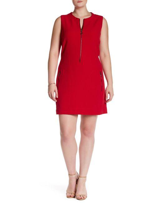 Rachel Roy | Red Hilary Dress (plus Size) | Lyst
