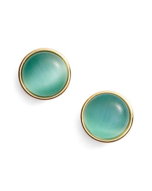Kate Spade - Blue 'forever' Stud Earrings - Lyst