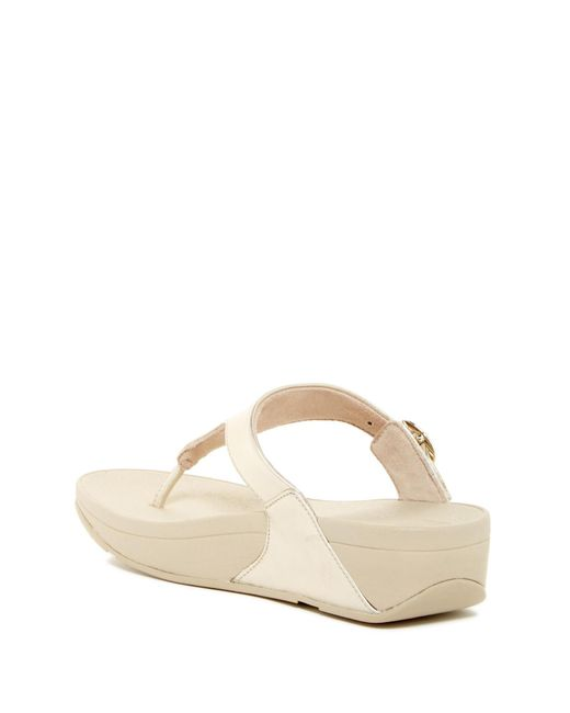 ab16cb037610d0 ... Fitflop - Multicolor The Skinny Sandal - Lyst ...