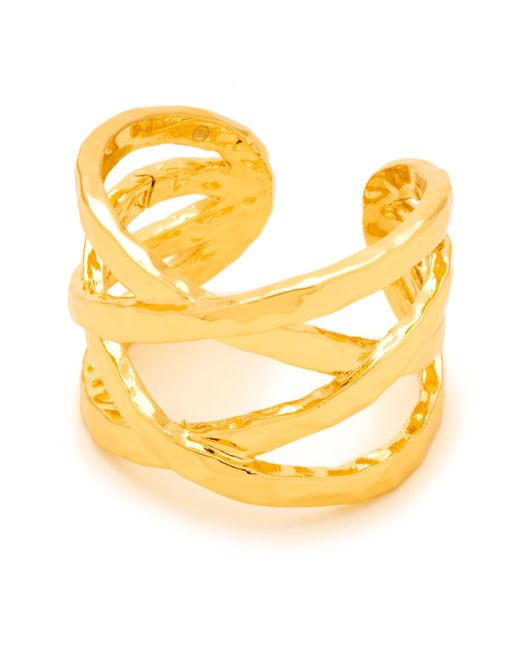 Gorjana - Metallic Keaton Ring - Size 7 - Lyst