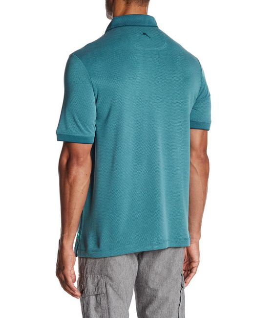 Tommy Bahama Paradise Breeze Polo Shirt In Blue For Men Lyst
