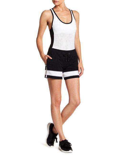 BLANC NOIR - Black Jump Shorts - Lyst