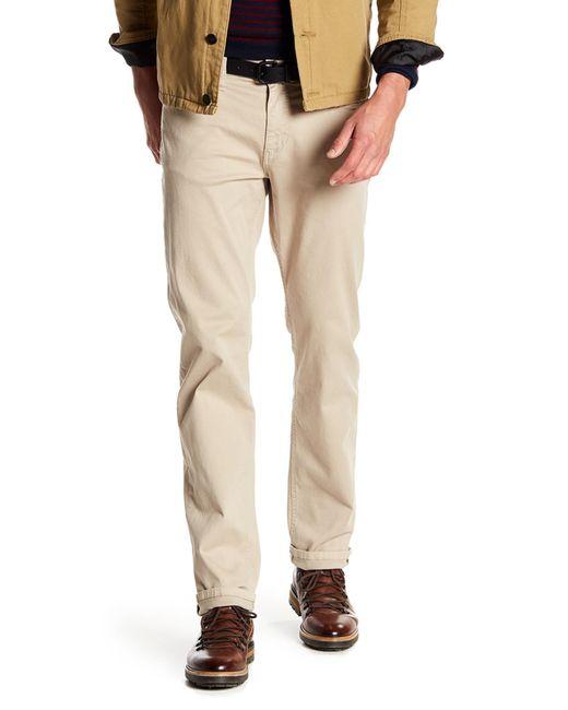 Joe's Jeans - Natural Brixton Twill Pants for Men - Lyst