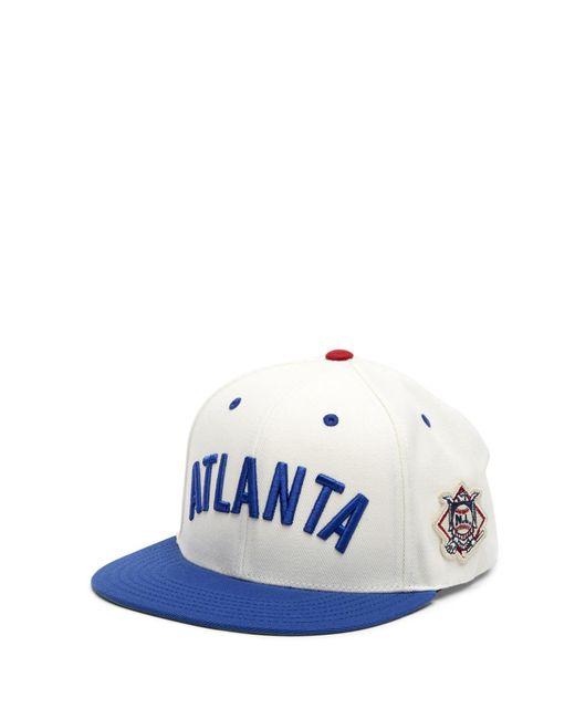 American Needle - White United Atlanta Braves Baseball Cap for Men - Lyst