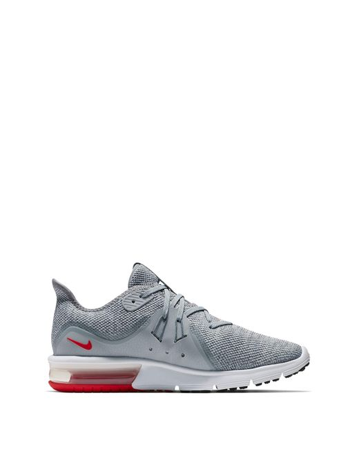 3a46fccc984 Nike - Gray Men s Air Max Sequent 3 Running Sneakers From Finish Line for  Men ...