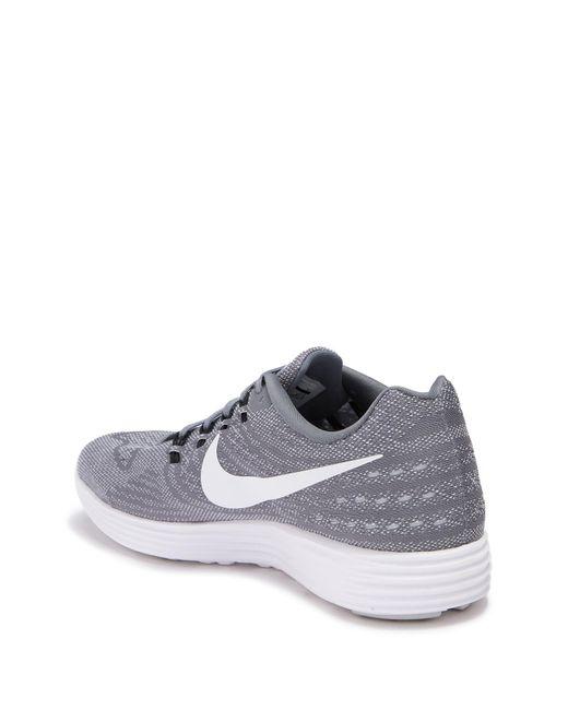 79603fc7fe778 ... Nike - Gray Lunar Tempo 2 Sneaker for Men - Lyst ...