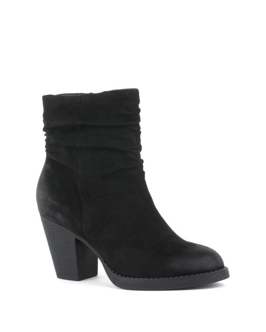 BC Footwear - Black Bc Above And Beyond Slouch Booties - Lyst