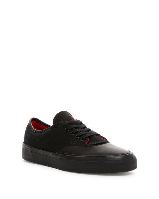 Converse - Black Crimson Heave Canvas Ox Sneaker (men) for Men - Lyst