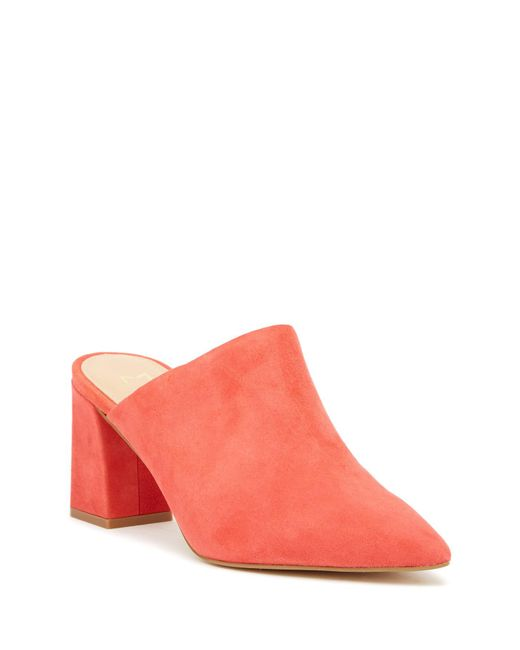 Marc Fisher - Multicolor Zivon Pointy Toe Mule (women) - Lyst