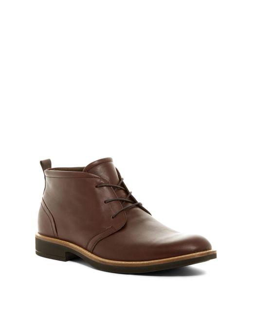 Ecco - Brown Biarritz Modern Boot for Men - Lyst