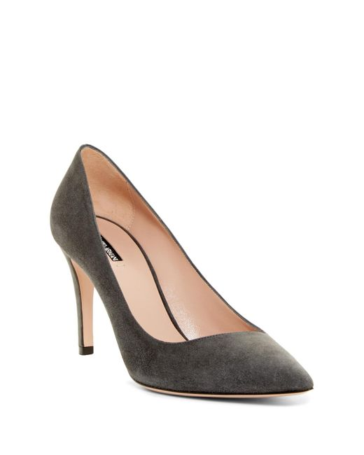 Giorgio Armani | Multicolor Asymmetrical Stiletto Pump | Lyst