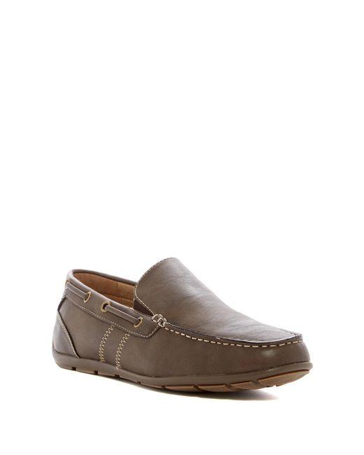 Gbx - Brown Ludlam Moc Loafer for Men - Lyst