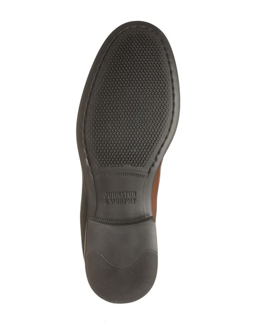 1dcf8c05510 ... Johnston   Murphy - Brown Chadwell Penny Loafer (men) for Men - Lyst