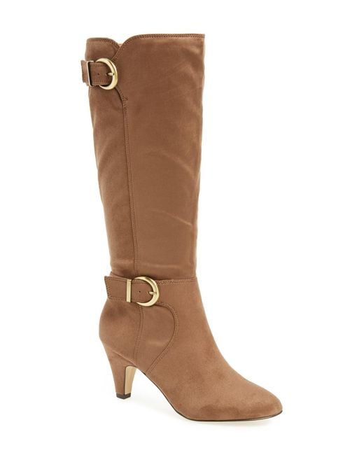Bella Vita - Brown Toni Ii Knee High Boot - Lyst