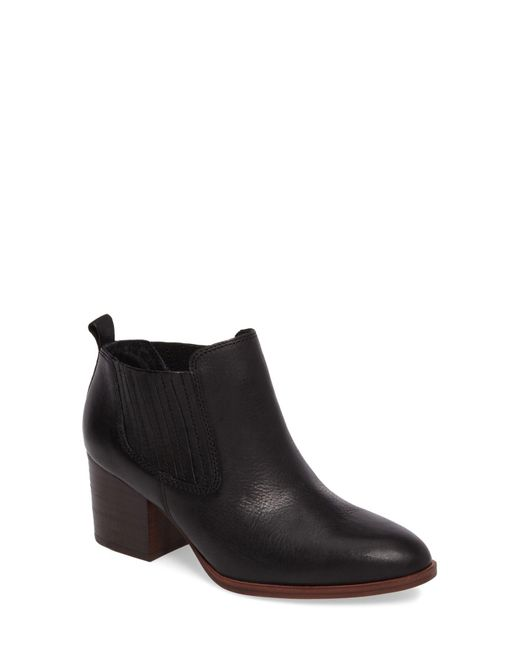 Isola - Black Olicia Ankle Bootie - Lyst