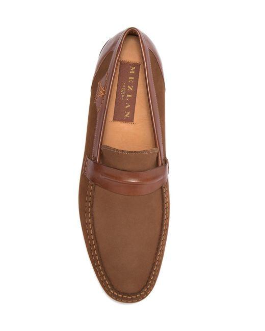 967d8db0f93 ... Mezlan - Brown Servet Driving Shoe for Men - Lyst ...