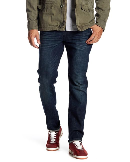 Lucky Brand | Blue Heritage Slim Fit Jeans for Men | Lyst