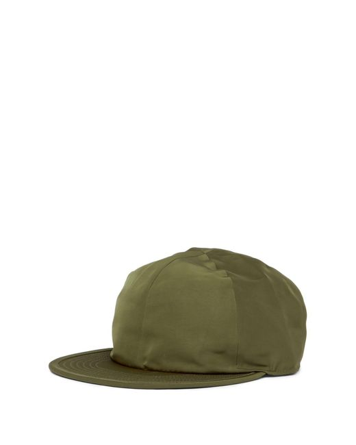 Saturdays NYC - Green Canyon Bonded Hat for Men - Lyst