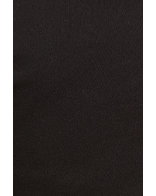 6bbccdee031 ... n PHILANTHROPY - Black Jazz Knotted T-shirt Dress - Lyst ...