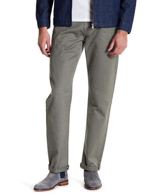 AG Jeans - Multicolor Graduate Tailored Leg Pants for Men - Lyst