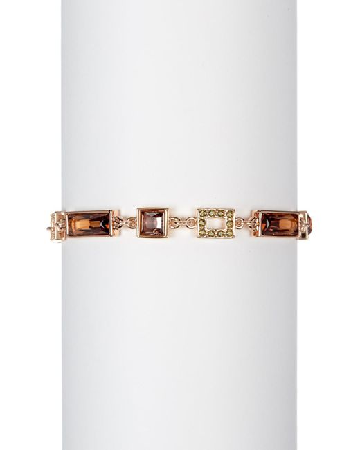 Swarovski - Multicolor Ilori Crystal Accented Bracelet - Lyst
