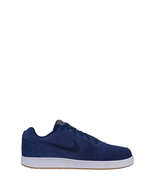 a5754679a9e Nike - Blue Ebernon Low Sneaker for Men - Lyst ...