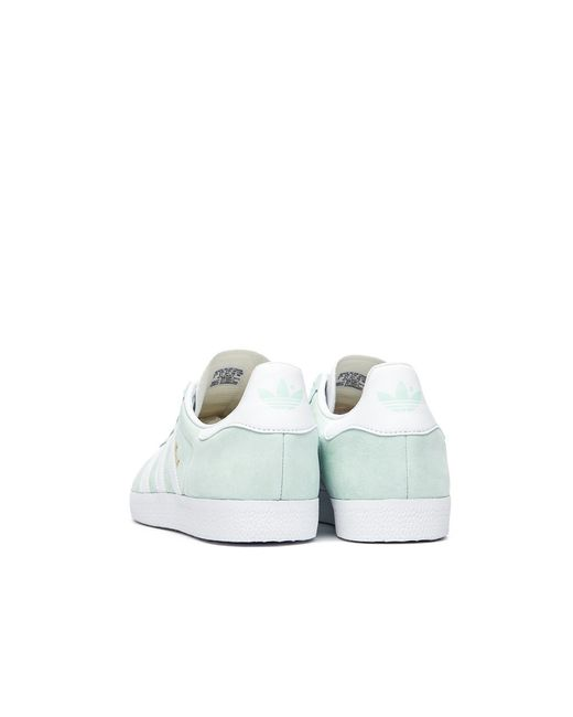adidas originals gazelle in ice mint in multicolor ice. Black Bedroom Furniture Sets. Home Design Ideas