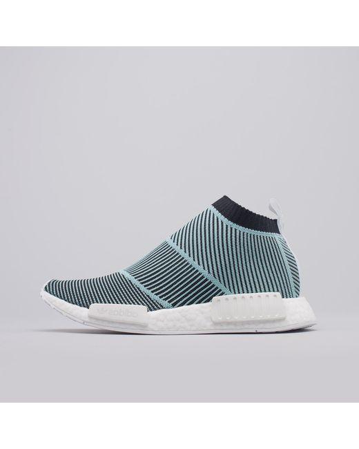 Mens Mens NMD CS1 Parley Primeknit Sneakers adidas OfdOXNjqn