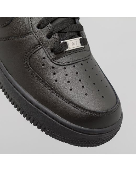 accd6f3317eb ... Nike - Air Force 1 07 Low In Black for Men - Lyst ...