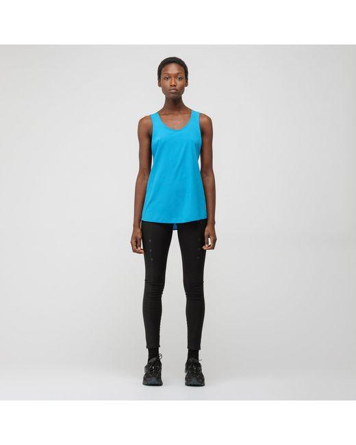 cdc4e29e67efe Lyst - Nike Women s Xx Training Tank In Blue in Blue for Men