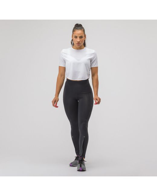Lyst - Nike Women s Xx Project Training Top In White in White for Men 91f982235d
