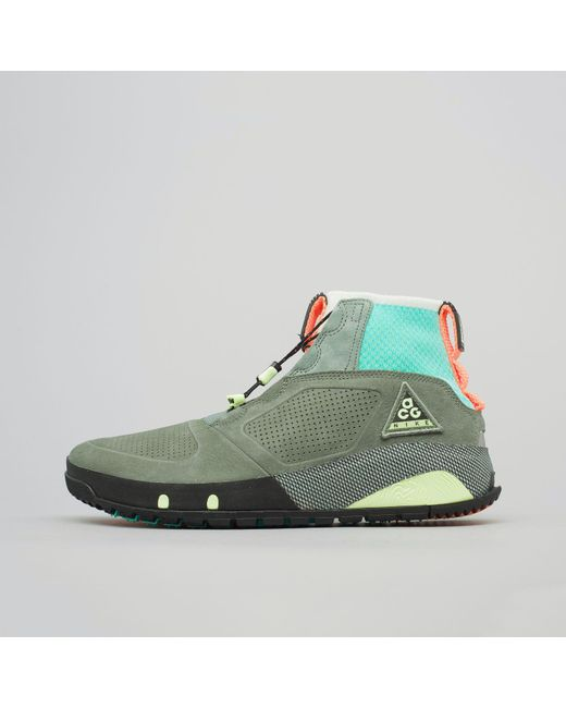 cc9435ef42a2 Lyst - Nike Acg Ruckel Ridge In Clay Green in Green for Men
